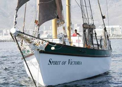 Our Yachts Spirit of Adventure
