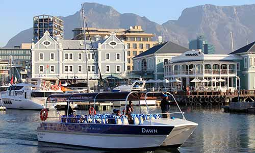 Trips and Cruises in Cape Town - Harbour Cruise in Cape Town