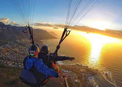 Tandem-Paragliding-Flights
